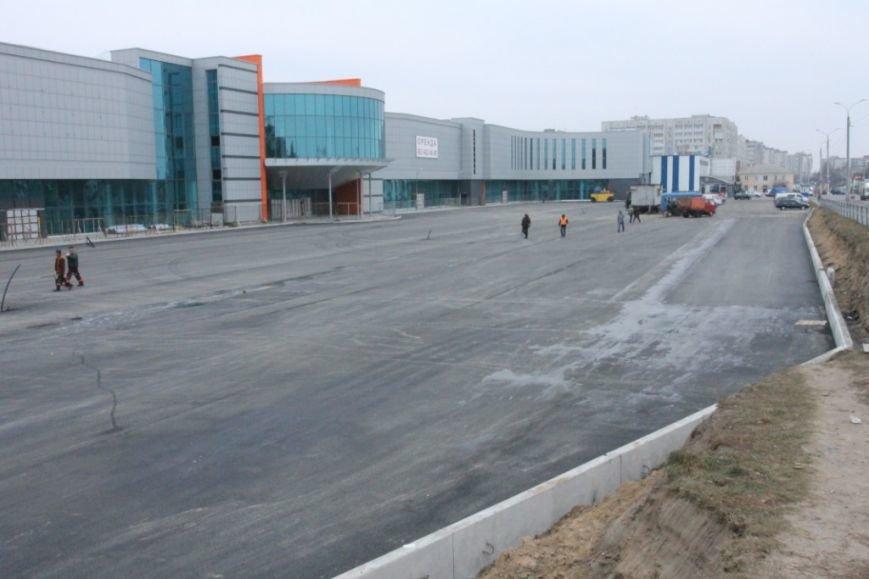 В Чернигове принялись доделывать дорогу возле «ВЕНЫ», фото-4