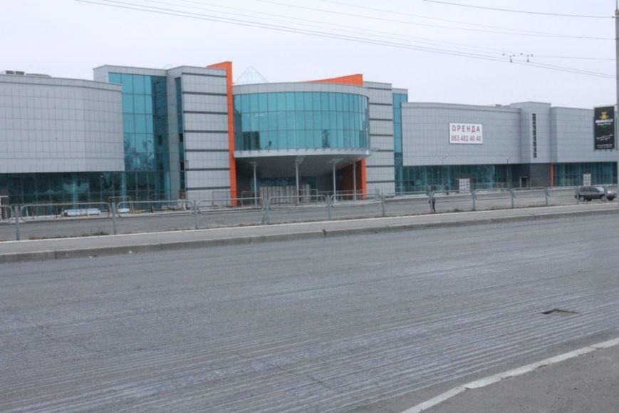 В Чернигове принялись доделывать дорогу возле «ВЕНЫ», фото-11