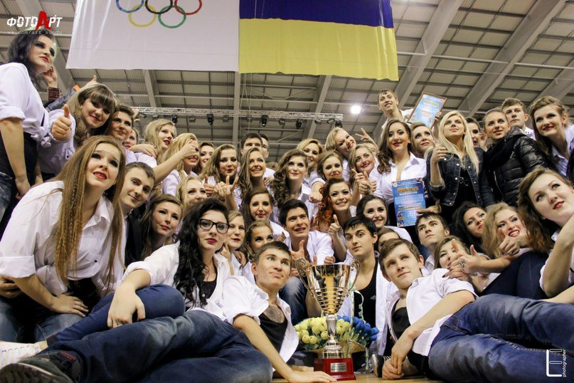Сумський державний університет – чемпіон танцювальних змагань «StudDance» (ФОТО), фото-1