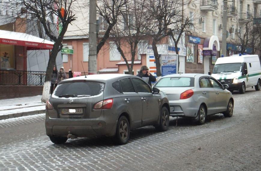 На Большой Перспективной в Кировограде произошло два ДТП (фото), фото-4