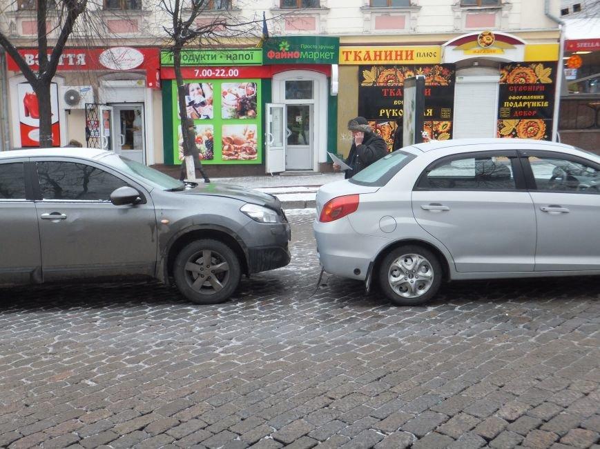 На Большой Перспективной в Кировограде произошло два ДТП (фото), фото-6