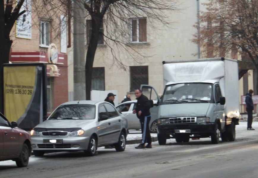 На Большой Перспективной в Кировограде произошло два ДТП (фото), фото-3