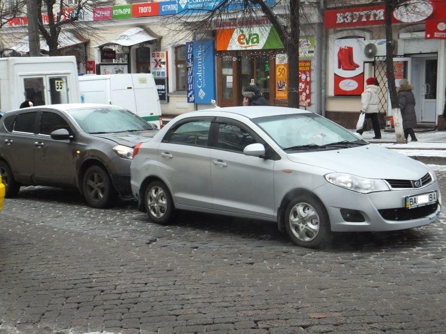 На Большой Перспективной в Кировограде произошло два ДТП (фото), фото-7