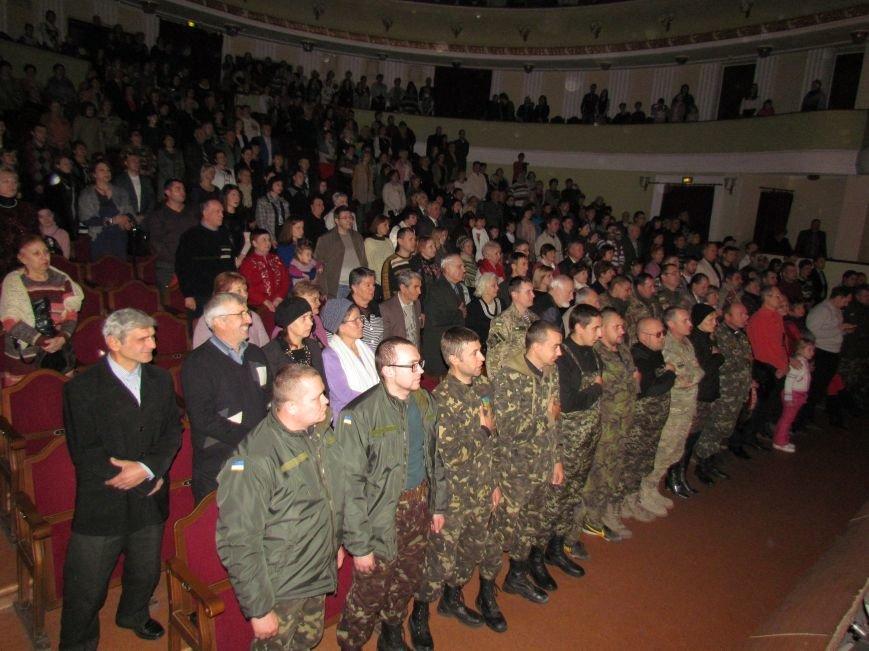 В Мариуполе «Музичний листопад» прошел без Людмилы Янукович, но с украинскими военными (ФОТО), фото-3