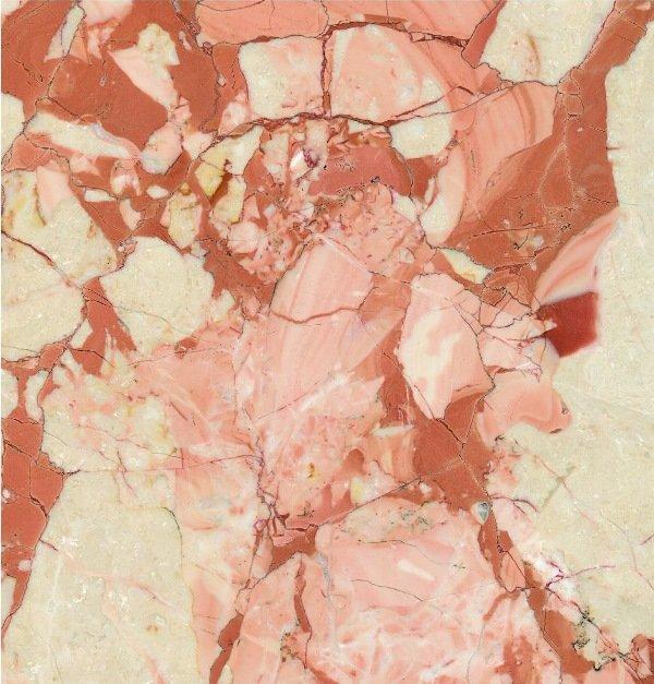 мрамор Terracota Pink