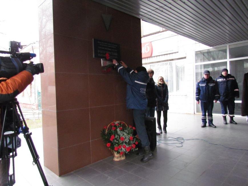 В Мариуполе почтили память героя-спасателя, погибшего в ПГТУ 17 лет назад (ФОТОРЕПОРТАЖ), фото-12