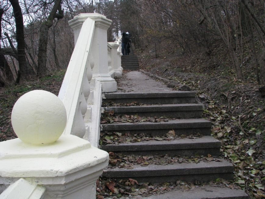 ФОТОРЕПОРТАЖ: В Запорожье отреставрировали излюбленное место для свадебных фотосессий, фото-4