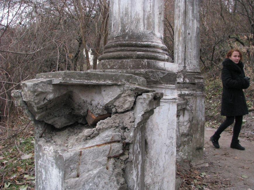 ФОТОРЕПОРТАЖ: В Запорожье отреставрировали излюбленное место для свадебных фотосессий, фото-5