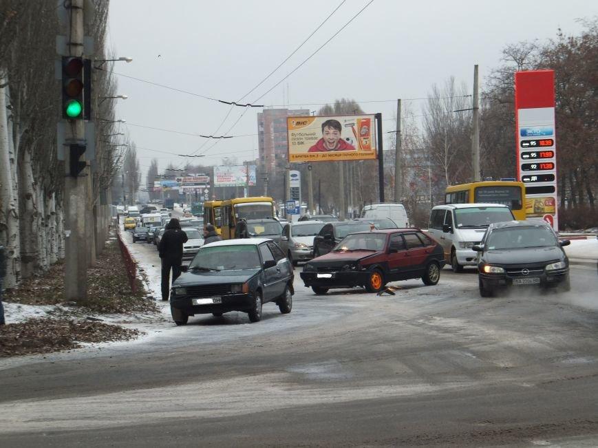 На перекрестке в Кировограде случилось ДТП (фото), фото-1
