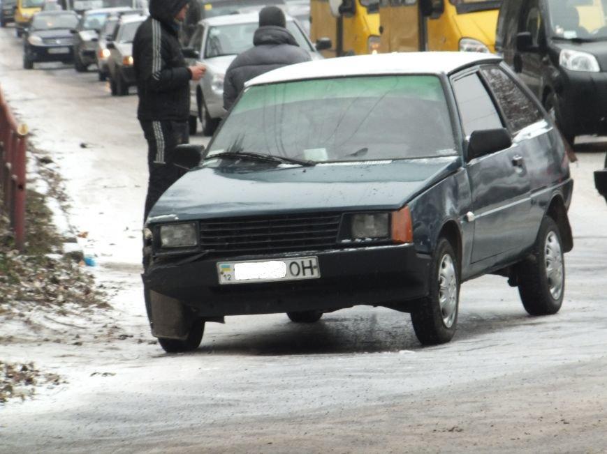 На перекрестке в Кировограде случилось ДТП (фото), фото-3