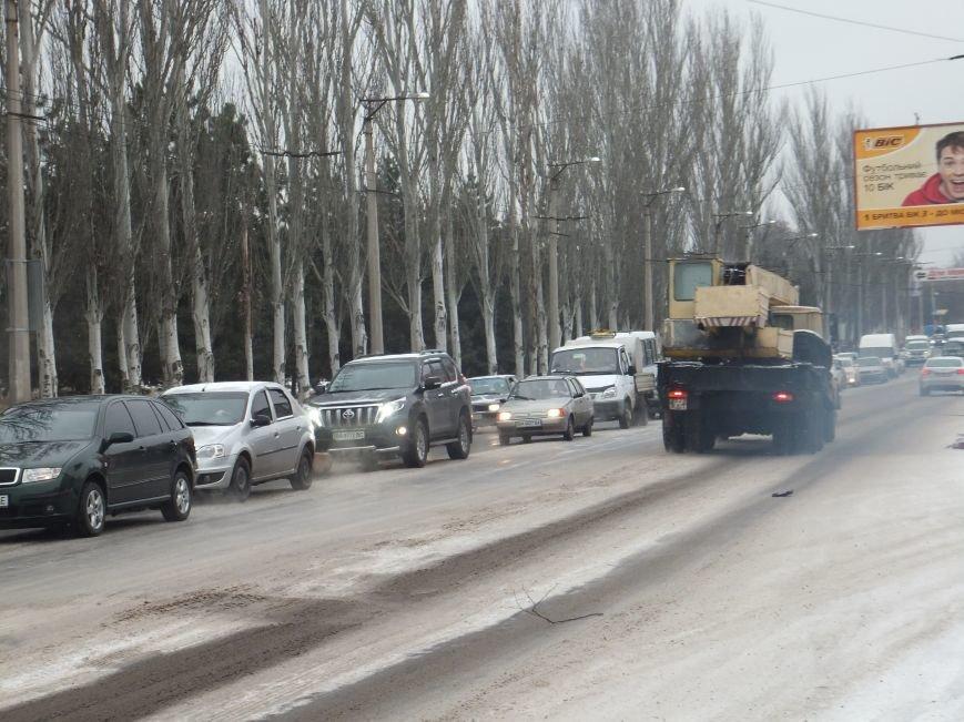 На перекрестке в Кировограде случилось ДТП (фото), фото-6