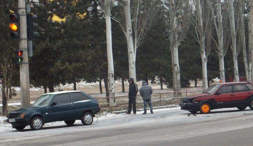 На перекрестке в Кировограде случилось ДТП (фото), фото-5