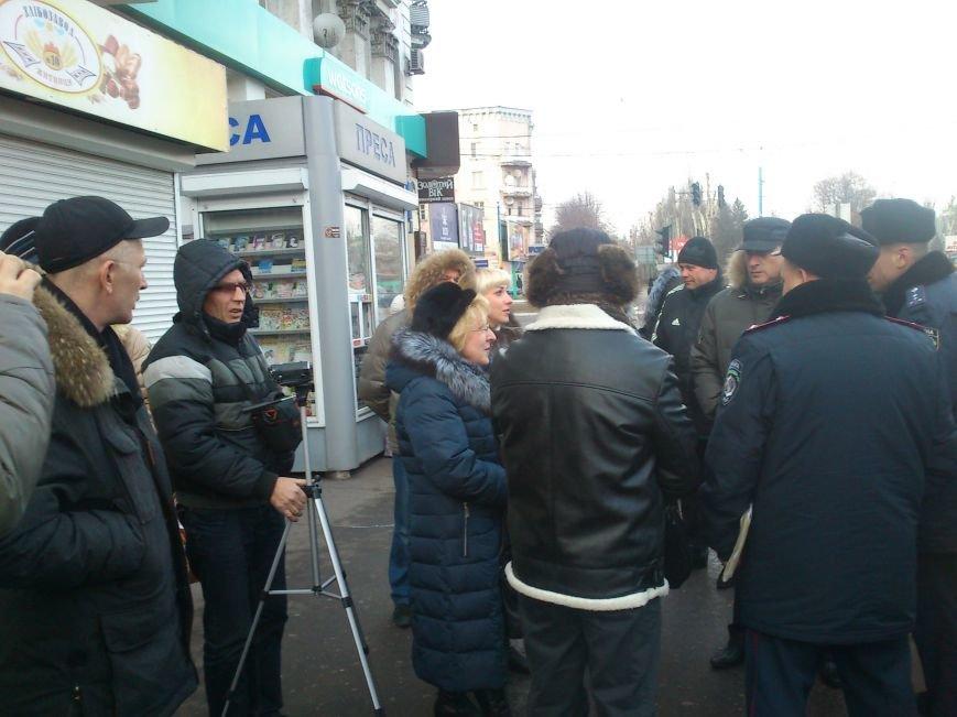 Акция «Уберите Это» прошла в центре Днепродзержинска, фото-2