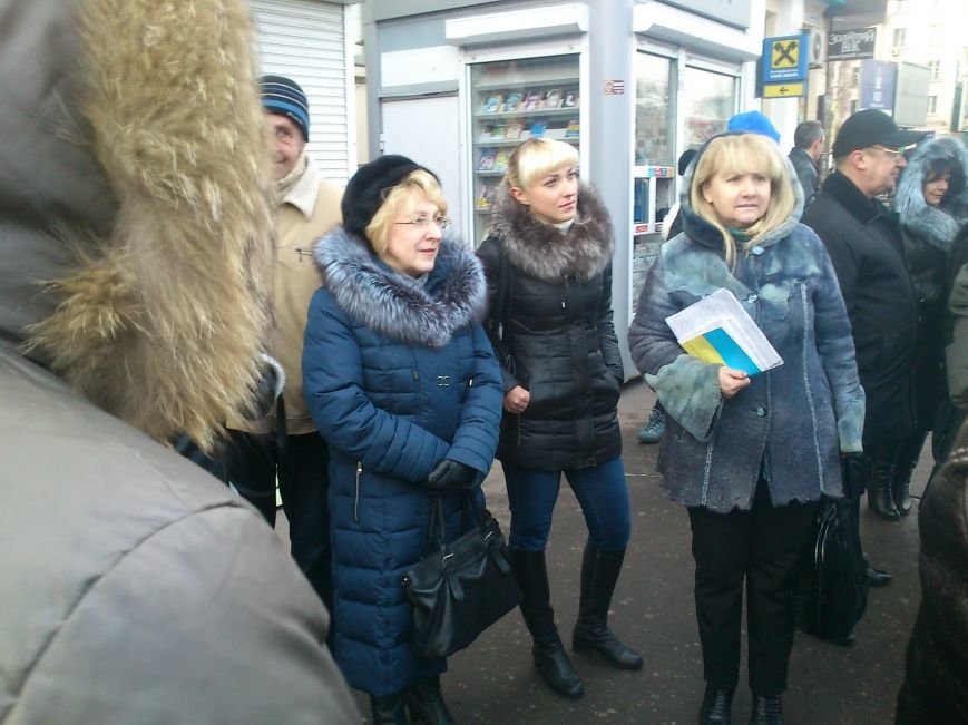 Акция «Уберите Это» прошла в центре Днепродзержинска, фото-1