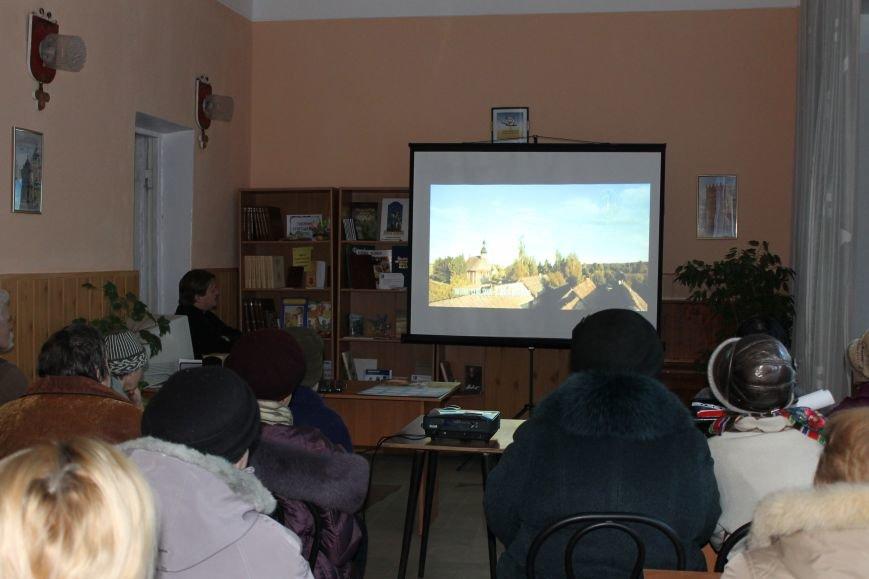 Неделя православного кино в юношеском отделе Центральной городской библиотеки Днепродзержинска, фото-4