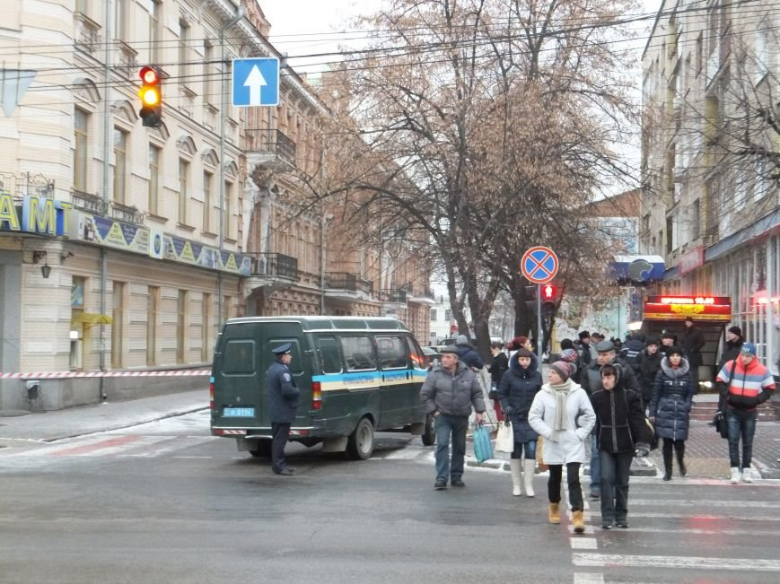 В центре Кировограда ищут взрывчатку (фото), фото-2