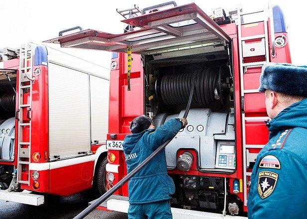 В пожарном биатлоне петрозаводские брандмейстеры лучшие, фото-3