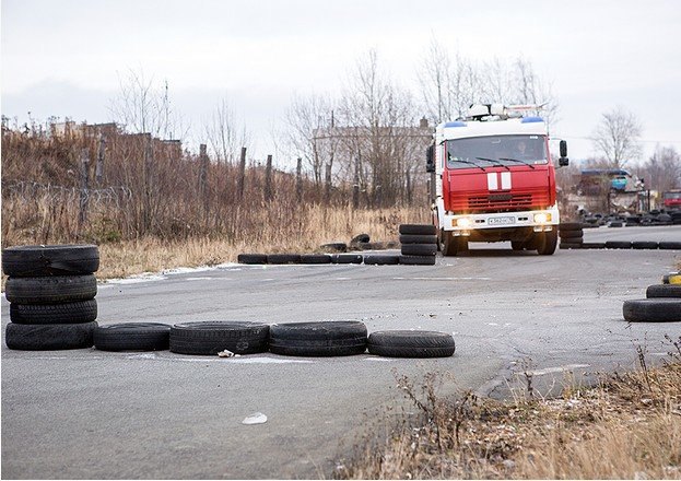 В пожарном биатлоне петрозаводские брандмейстеры лучшие, фото-2