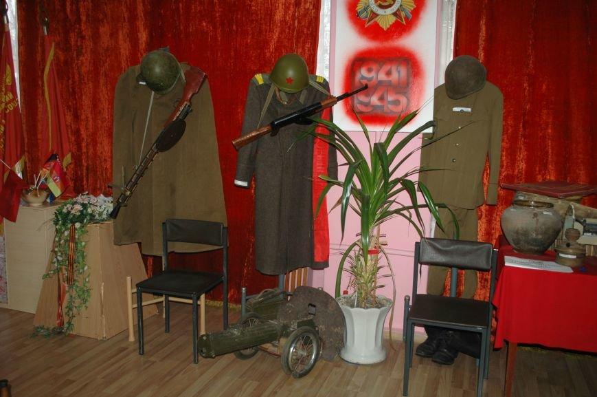 В Запорожье школа с лучшим военным музеем создаст мемориал воинам АТО (ФОТО), фото-3