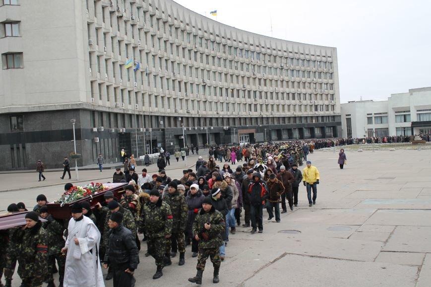 В Сумах попрощались с двумя военными, погибшими в АТО (ФОТО), фото-11