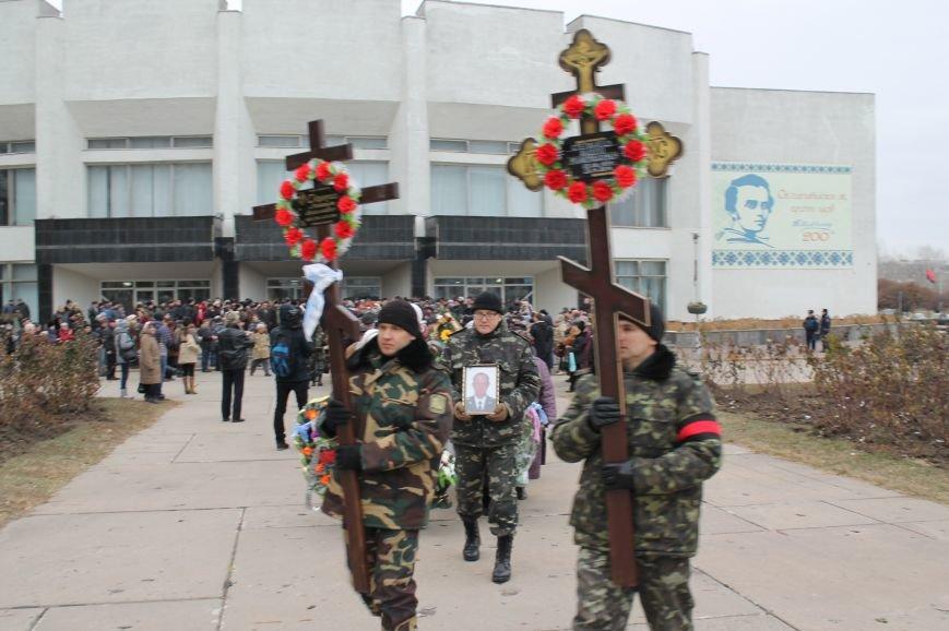 В Сумах попрощались с двумя военными, погибшими в АТО (ФОТО), фото-4