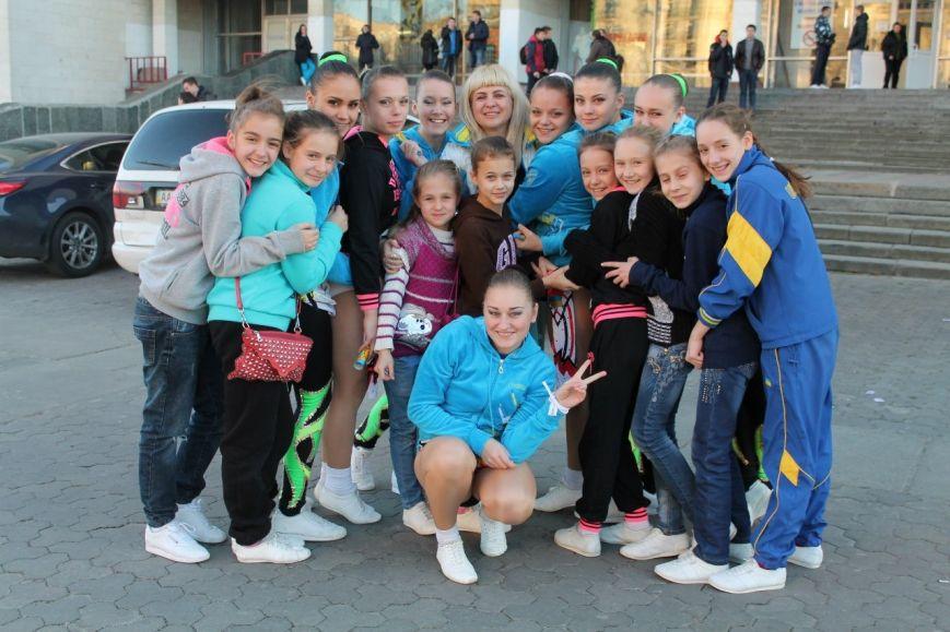Спортсменки из Красноармейска завоевали 35 золотых медалей на Кубке Украины по аэробной гимнастике, фото-3
