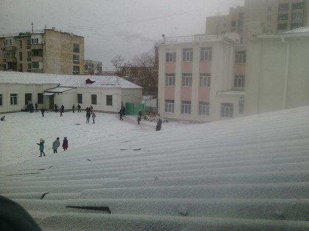 снег евпатория2