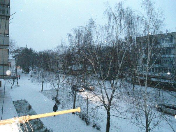 снег джанкой2