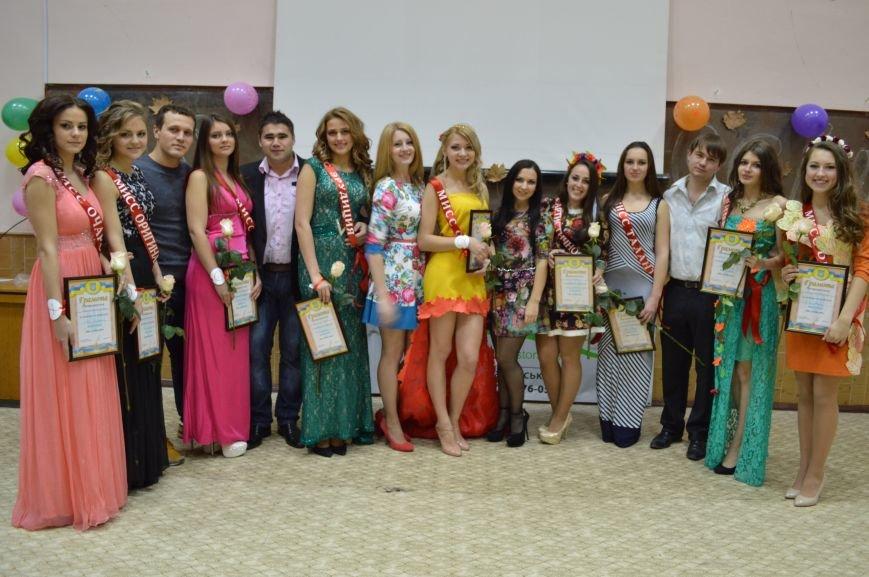 За ініціативи та підтримки студради студмістечка СумДУ в Гуртожитку №5 було проведено конкурс «Міс осінь 2014» (ФОТО), фото-6