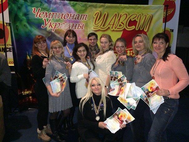 Школа танца «Данс степ» Чемпион Украины по восточным танцам! (фото) - фото 1