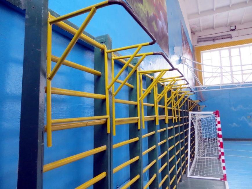 У Житомирській колонії відкрито реконструйований спортивний комплекс (фото) - фото 1