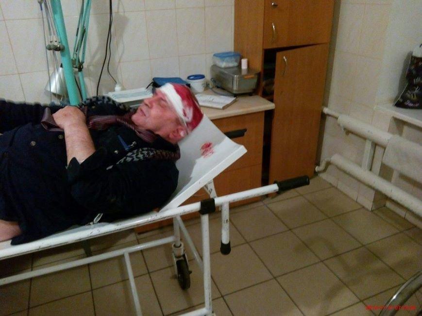 На криворожского активиста Анатолия Руденко  напали и пытались убить (ФОТО), фото-2