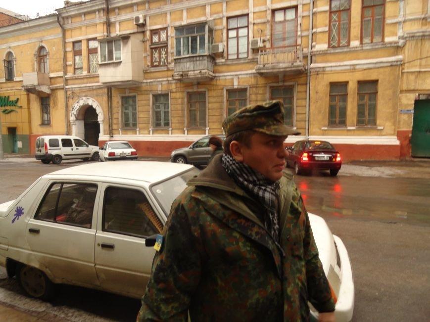 Комендант пока «Азов» обвинил власти Мариуполя в авариях, произошедших сегодня на улицах города городе (ФОТО) (фото) - фото 1