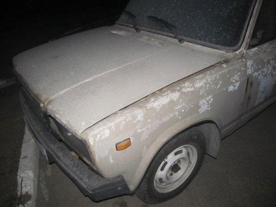 В Запорожье снова задержали автовора (ФОТО) (фото) - фото 2