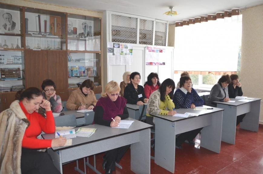 В Криворожском лицее рассказали, как обучать детей с помощью инновационных технологий (ФОТО), фото-4
