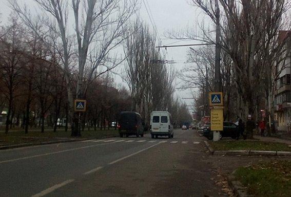 В Николаеве снесут ситилайты, мешающие работе светофоров (ФОТО) (фото) - фото 1