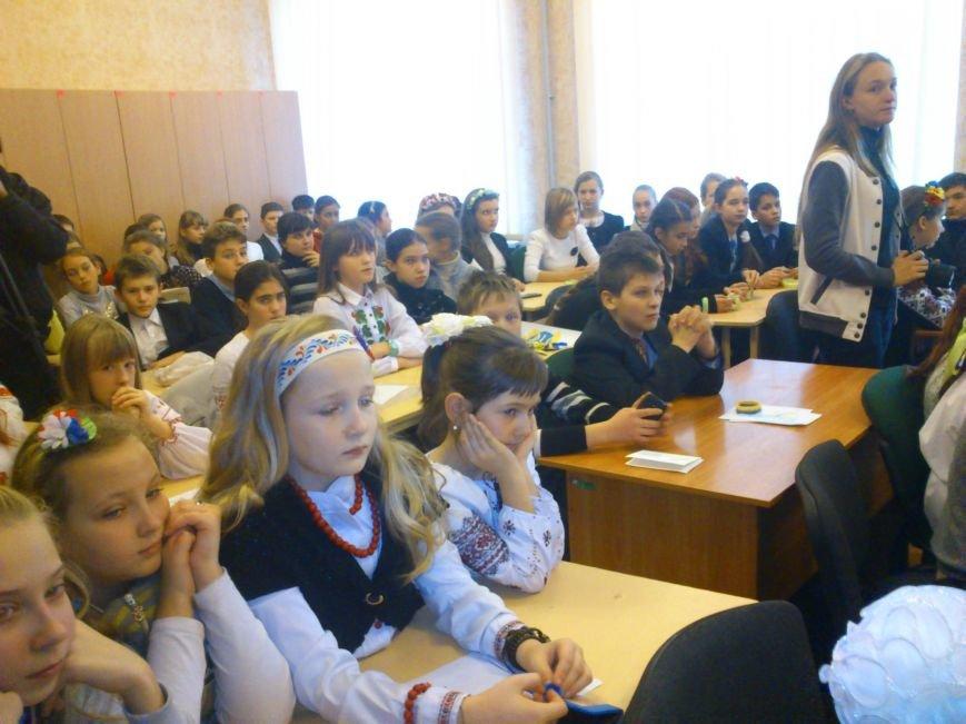 «Киборги» ВСУ встретились со школьниками города Днепродзержинск, фото-3