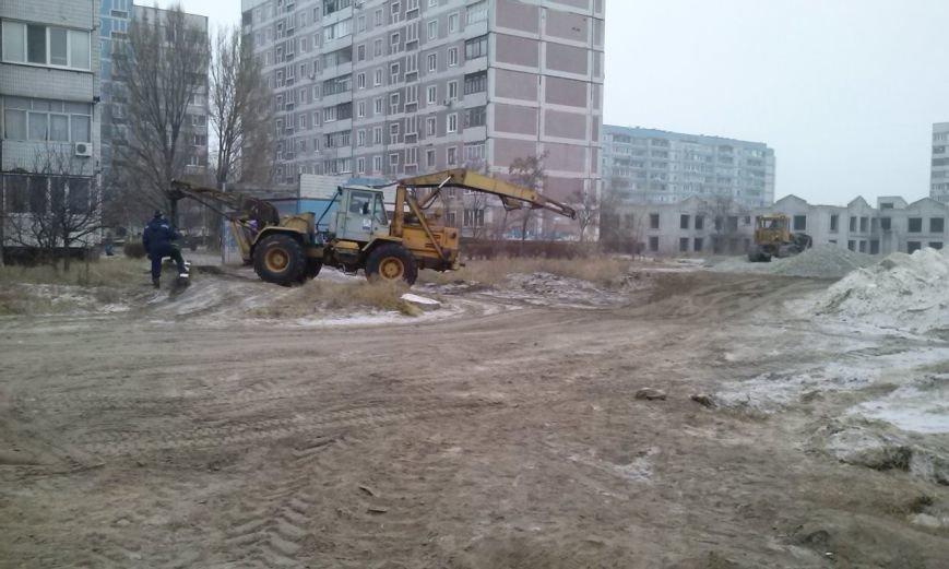В Днепродзержинске продолжают сооружать транзитный городок для переселенцев (фото) - фото 3
