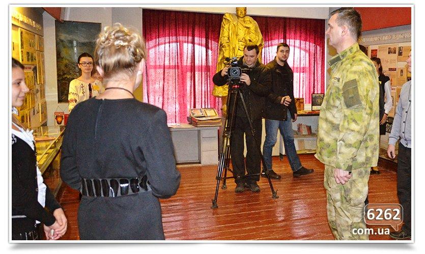 В Славянске воспитывали патриотизм у заместителей директоров школ. (фото) - фото 3