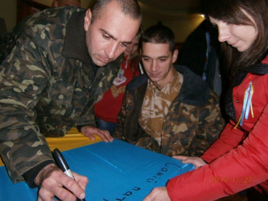 Оберег от криворожского школьника трижды спасал от смерти «Киборга» из донецкого аэропорта (ФОТО), фото-1