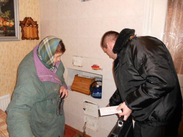 На Малинщині рятувальники провели роз'яснювальні роботи про безпеку в осінньо-зимовий період (фото) - фото 1