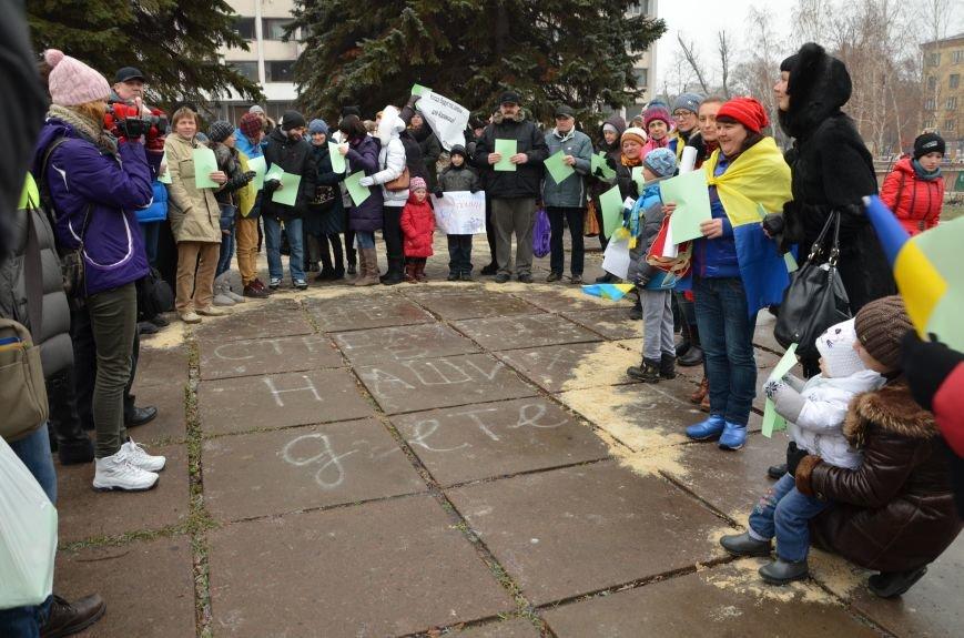 Мариупольцы дружно позвали губернатора Донецкой области (ФОТО+ВИДЕО), фото-6