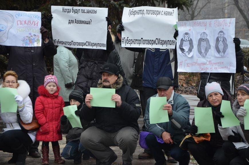 Мариупольцы дружно позвали губернатора Донецкой области (ФОТО+ВИДЕО), фото-8