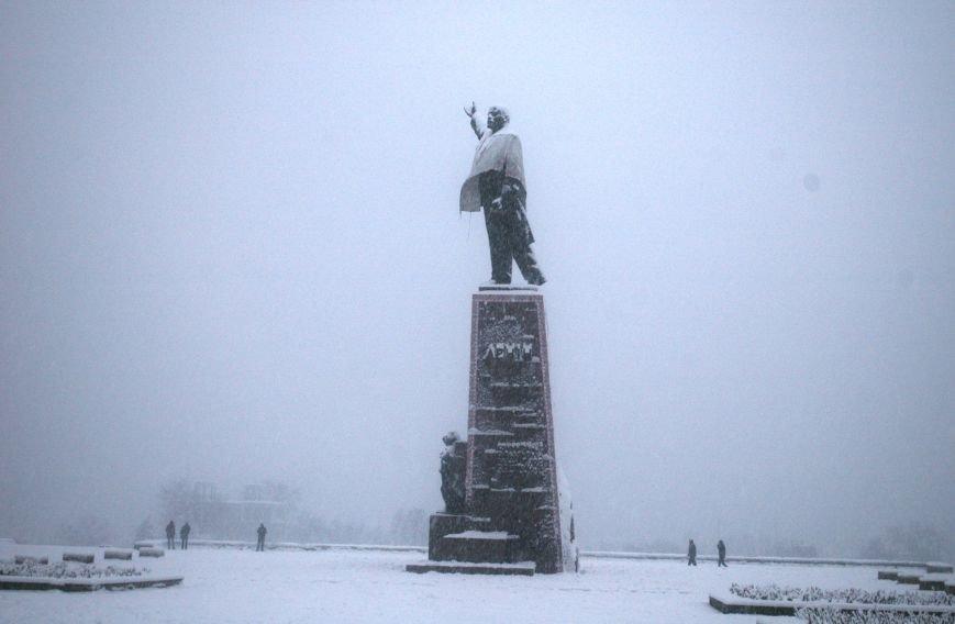 ФОТОФАКТ: Запорожскому проспекту Ленина присвоили Q-код, фото-1