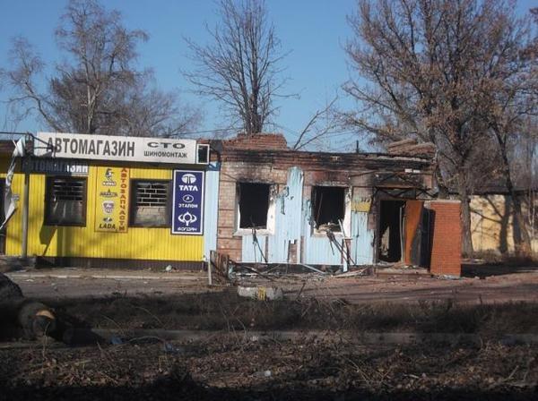 Дончане сегодня целый день слышали залпы артиллерии (ФОТОРЕПОРТАЖ) (фото) - фото 10