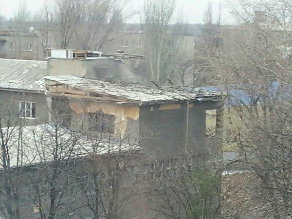 Дончане сегодня целый день слышали залпы артиллерии (ФОТОРЕПОРТАЖ) (фото) - фото 3
