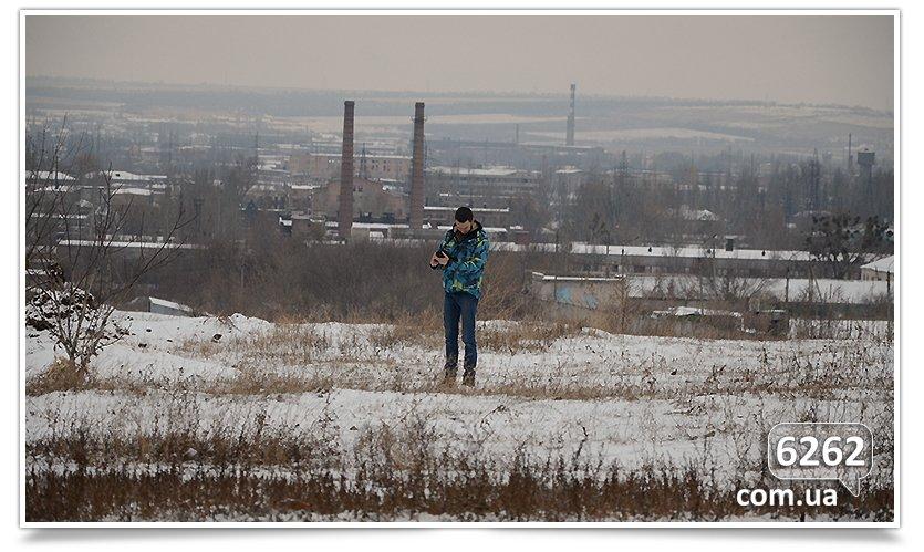 Первые представители Art - Мобилизации посетили Славянск. (фото) - фото 2