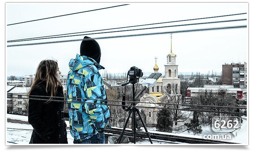 Первые представители Art - Мобилизации посетили Славянск. (фото) - фото 4