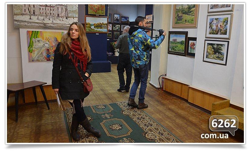 Первые представители Art - Мобилизации посетили Славянск. (фото) - фото 3