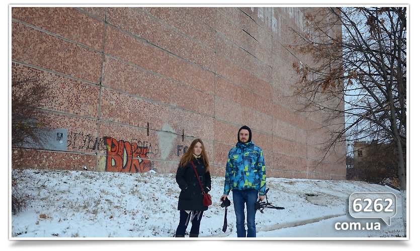 Первые представители Art - Мобилизации посетили Славянск. (фото) - фото 1